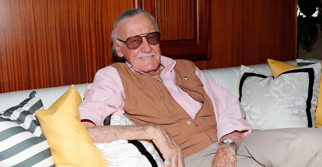 Stan Lee y su recuperación