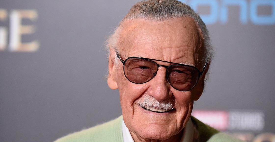 ¿Dónde está Stan Lee y qué ha sucedido con él?