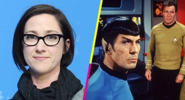 ¡A T'Pring le gusta esto! Star Trek será dirigida por una mujer por primera vez