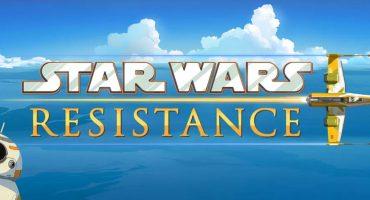 ¡La fuerza nos acompaña! Anuncian la nueva serie animada 'Star Wars: Resistance'