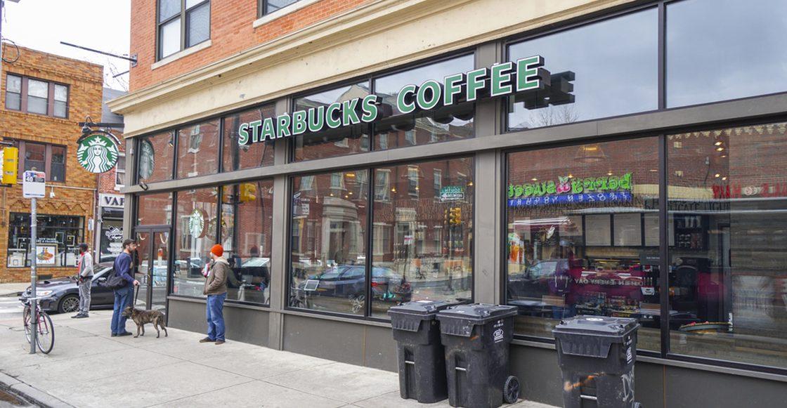 Starbucks en Filadelfia