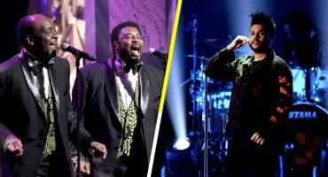 Soul time! The Temptations coverea 'Earned It' de The Weeknd