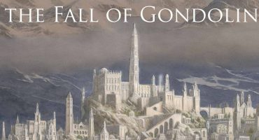 Publicarán este año 'The Fall of Gondolin' de J.R.R Tolkien