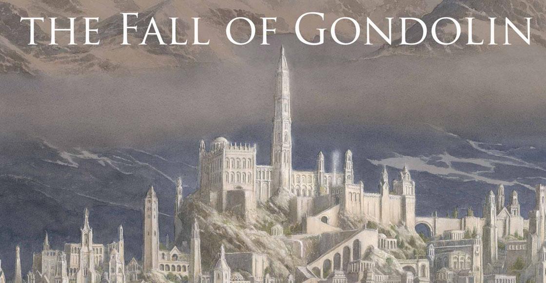 Publicarán este año 'The Fall of Gondolin' de J.R.R Tolkien