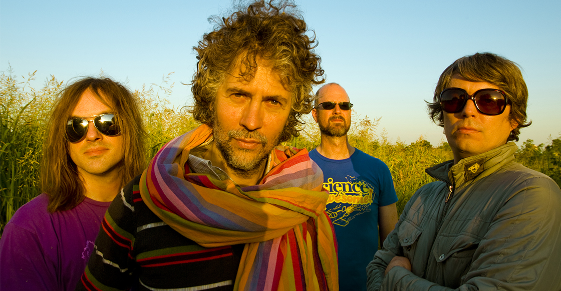 The Flaming Lips lanzarán un álbum de grandes éxitos