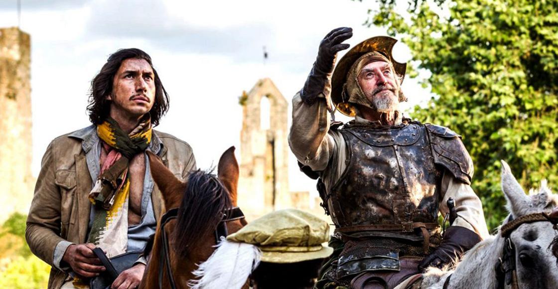 La película 'The Man Who Killed Don Quixiote' cerrará la edición de Cannes 2018