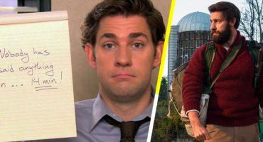¿La mejor película de terror? Entonces tienes que ver este mashup de 'A Quiet Place' con 'The Office'