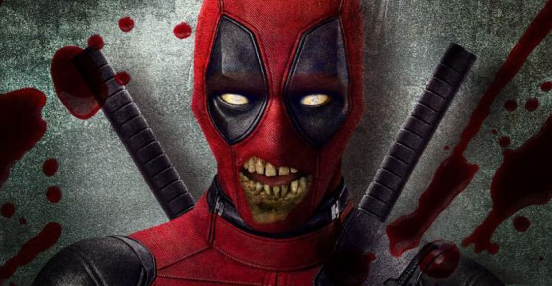 """¿Notaste que 'Deadpool' """"interviene"""" en el final de temporada de 'The Walking Dead'?"""