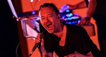 ¡Mágico! Thom Yorke calmó al público argentino cantando a capela