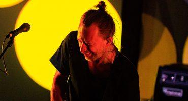 Checa el clip de la instalación audiovisual de Thom Yorke en Berlín 😱