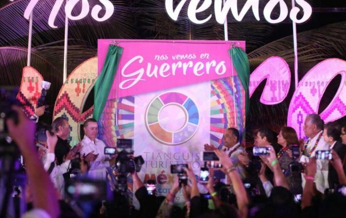 Quirino y Astudillo, Tianguis Turistico en Guerrero, 2019