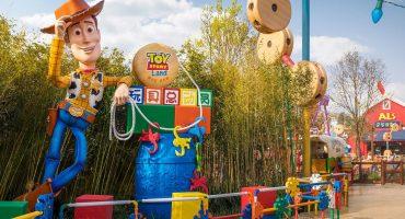 ¡Al infinito y más allá! Conoce la Toy Story Land en Disneyland Shanghai