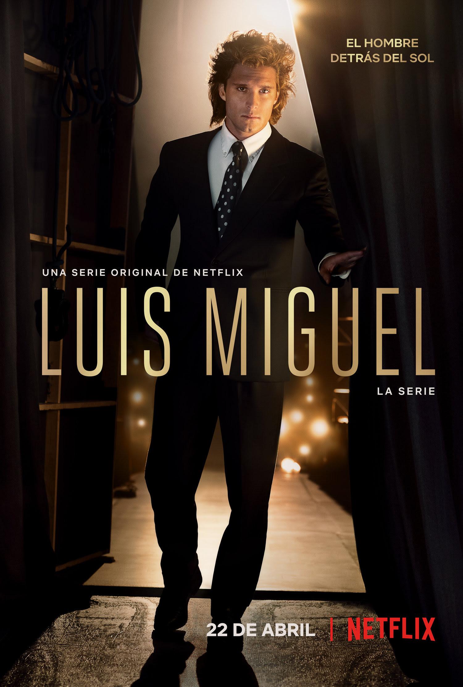 ¡Ya está aquí el primer tráiler de la serie de Luis Miguel!