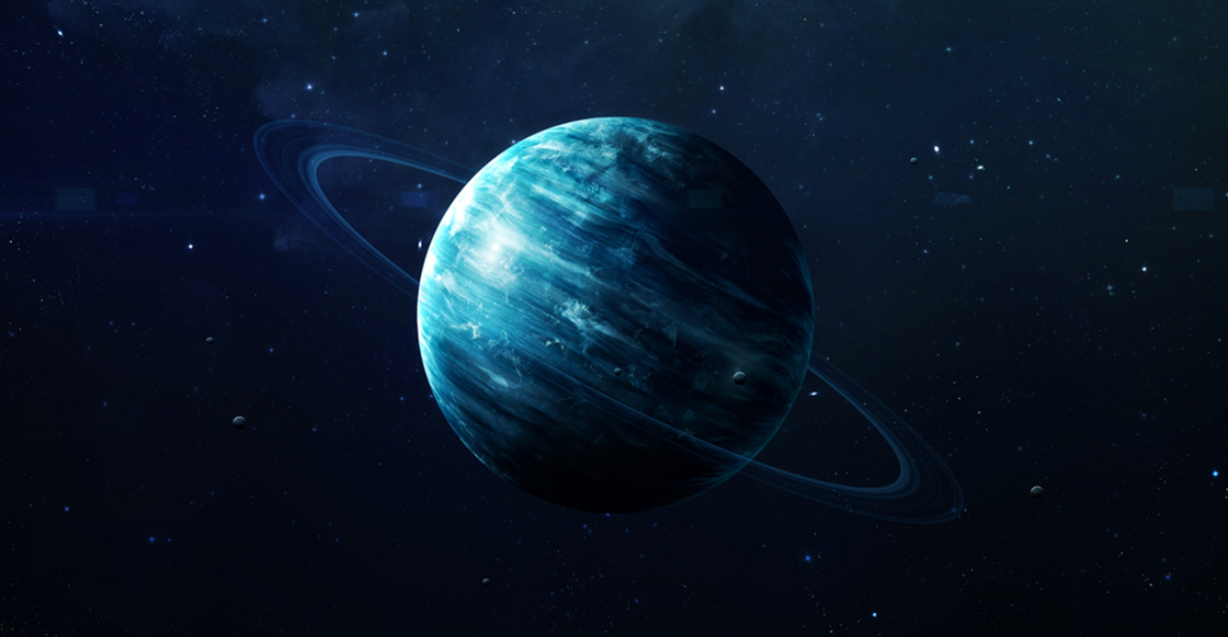 Urano huele a flatulencia