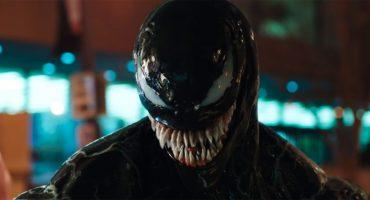 """""""Juntos somos Venom"""": Aquí está el primer tráiler oficial de 'Venom'"""