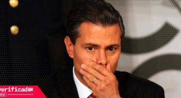 #Verificado2018 Peña Nieto no dijo que se perderán las pensiones si se cancela el aeropuerto