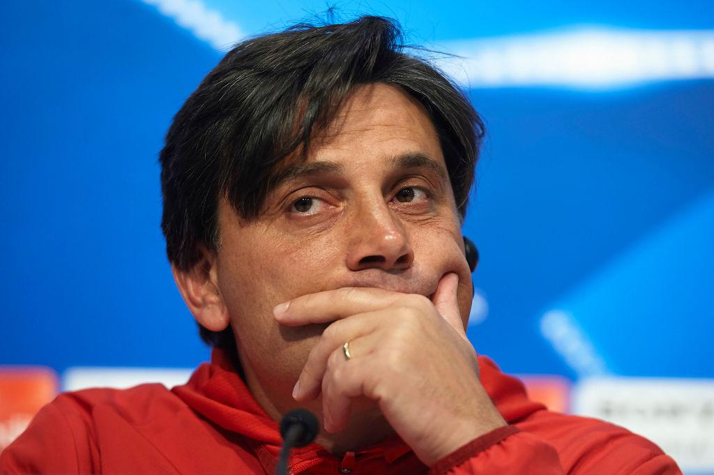 ¡Ciao, Montella! El Sevilla despidió a su director técnico