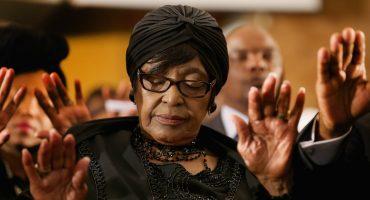 Murió Winnie Mandela, la madre de la 'nueva' Sudáfrica