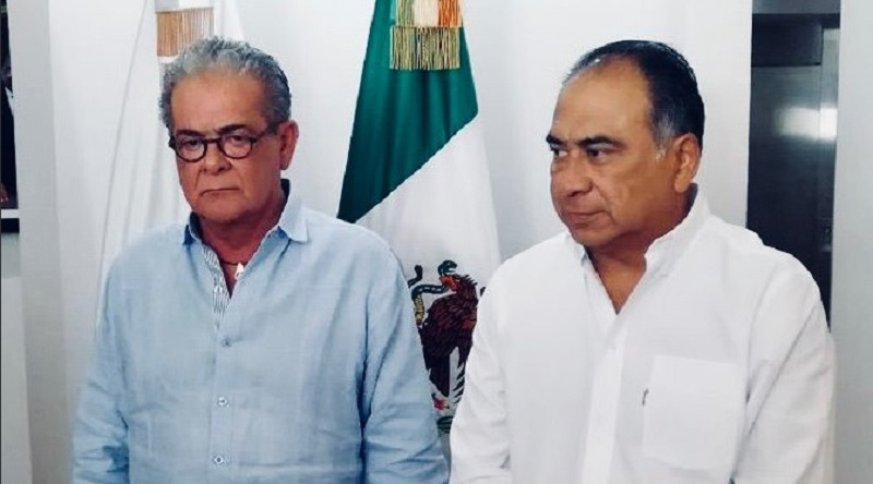 exfiscal Xavier Olea y Héctor AStudillo