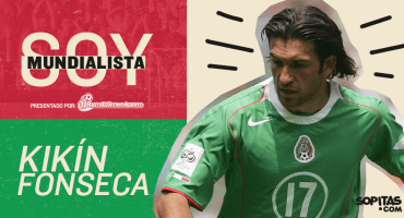 Soy Mundialista Episodio 2: 'Kikín' Fonseca y el trago amargo contra Argentina