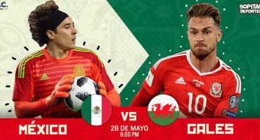 ¡De sueño! México empata con Gales en duelo aburr...zzzzz 😴 🇲🇽🏴