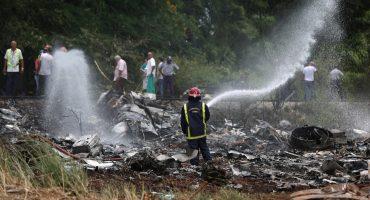 Confirman que eran mexicanos los tripulantes del avión que se cayó en Cuba