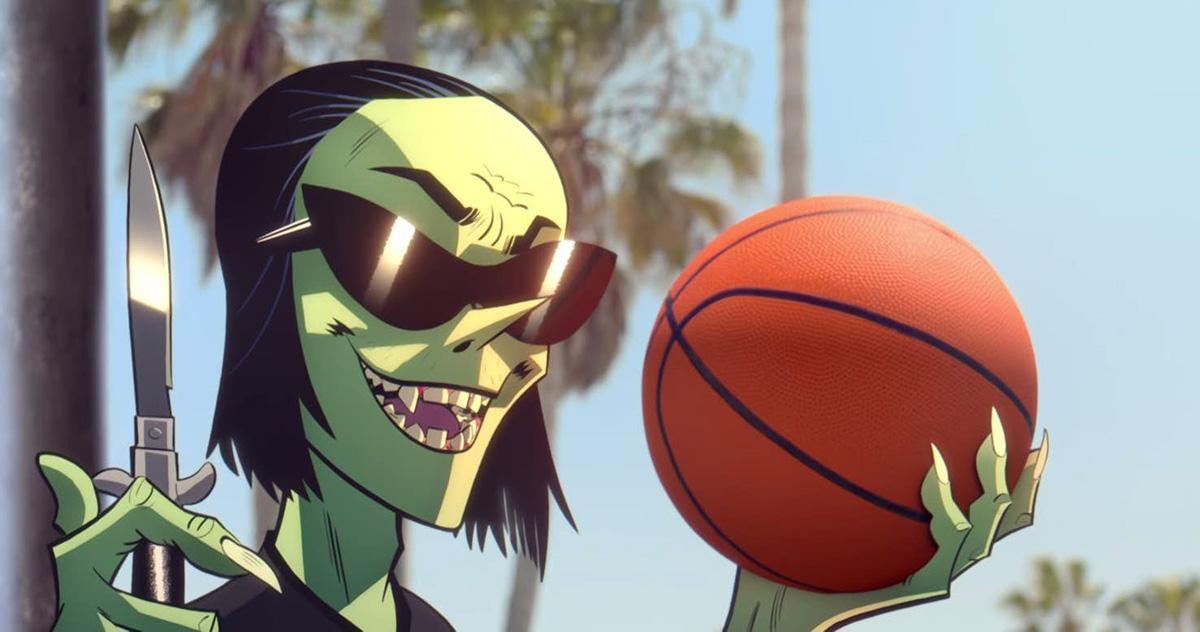 Ace nuevo miembro de Gorillaz