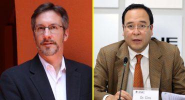 What!? JohnAckerman demandó a Ciro Murayama por bloquearlo en Twitter