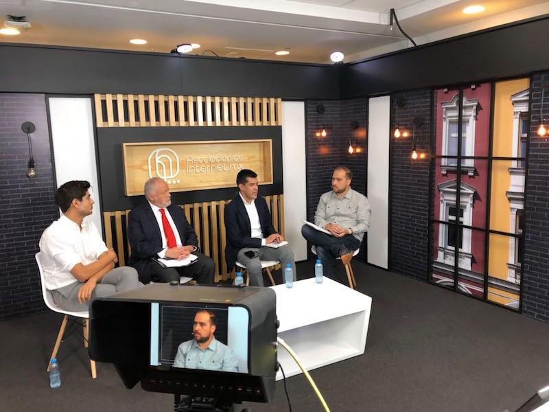 Agenda nacional digital candidatos presidenciales Asociación de Internet MX Morena PAN PRI 2018
