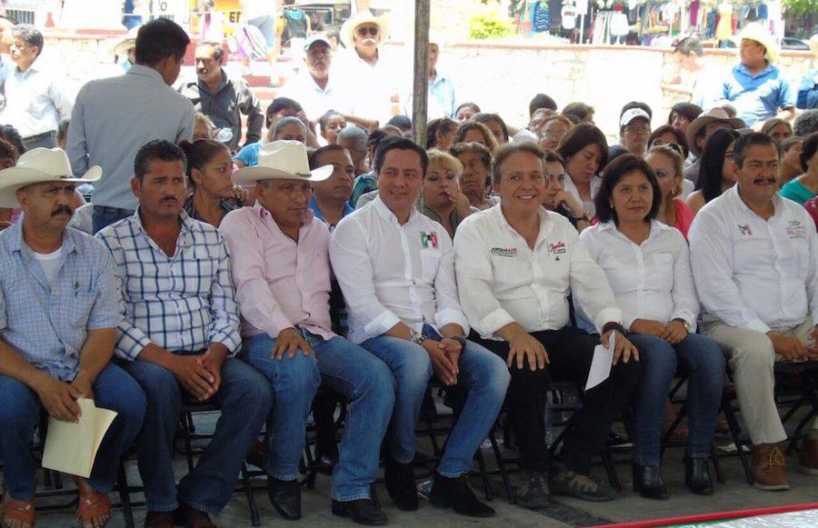 Alberto Martínez líder PRI Morelos