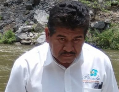 Alcalde de Pacula, Hidalgo