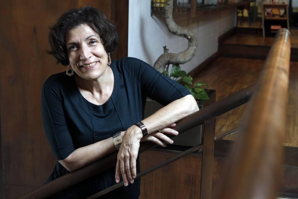 Alma Guillermoprieto periodista mexicana