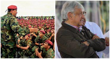 ¿Similares régimen de Venezuela y proyecto de AMLO? No, según consultora
