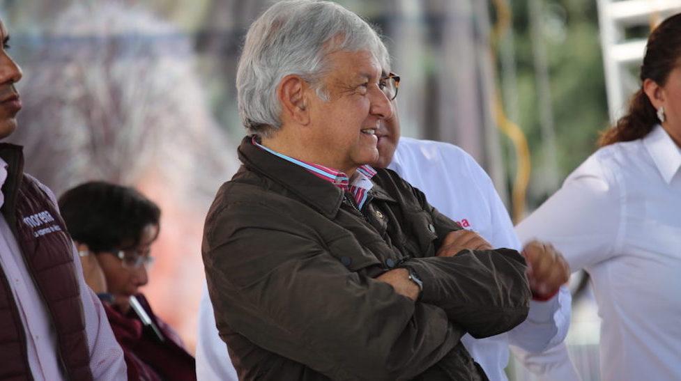 Andrés Manuel López Obrador elecciones 2018
