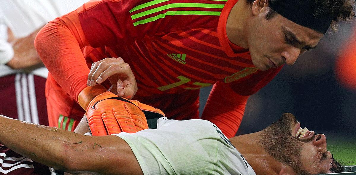 Tri tendría primera baja confirmada para el Mundial