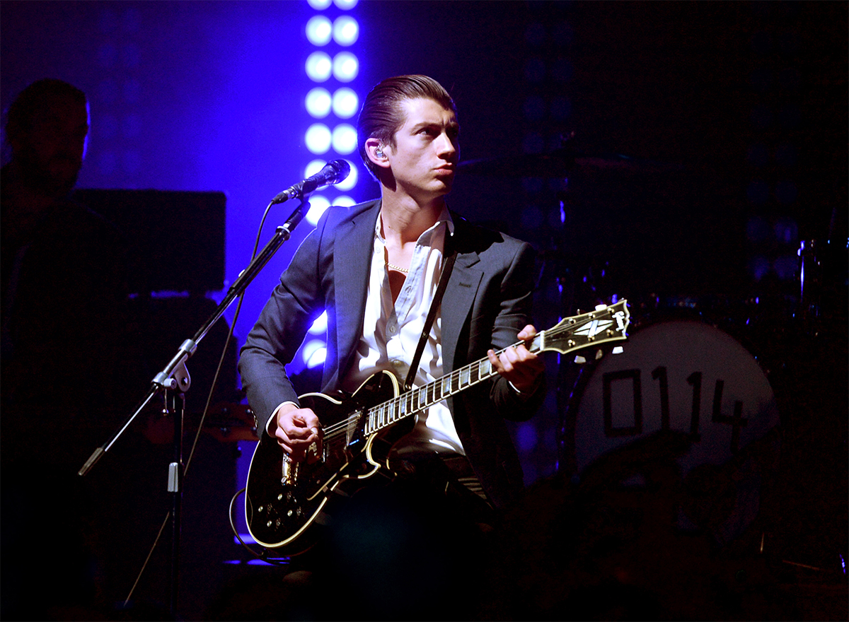 Arctic Monkeys rompe record