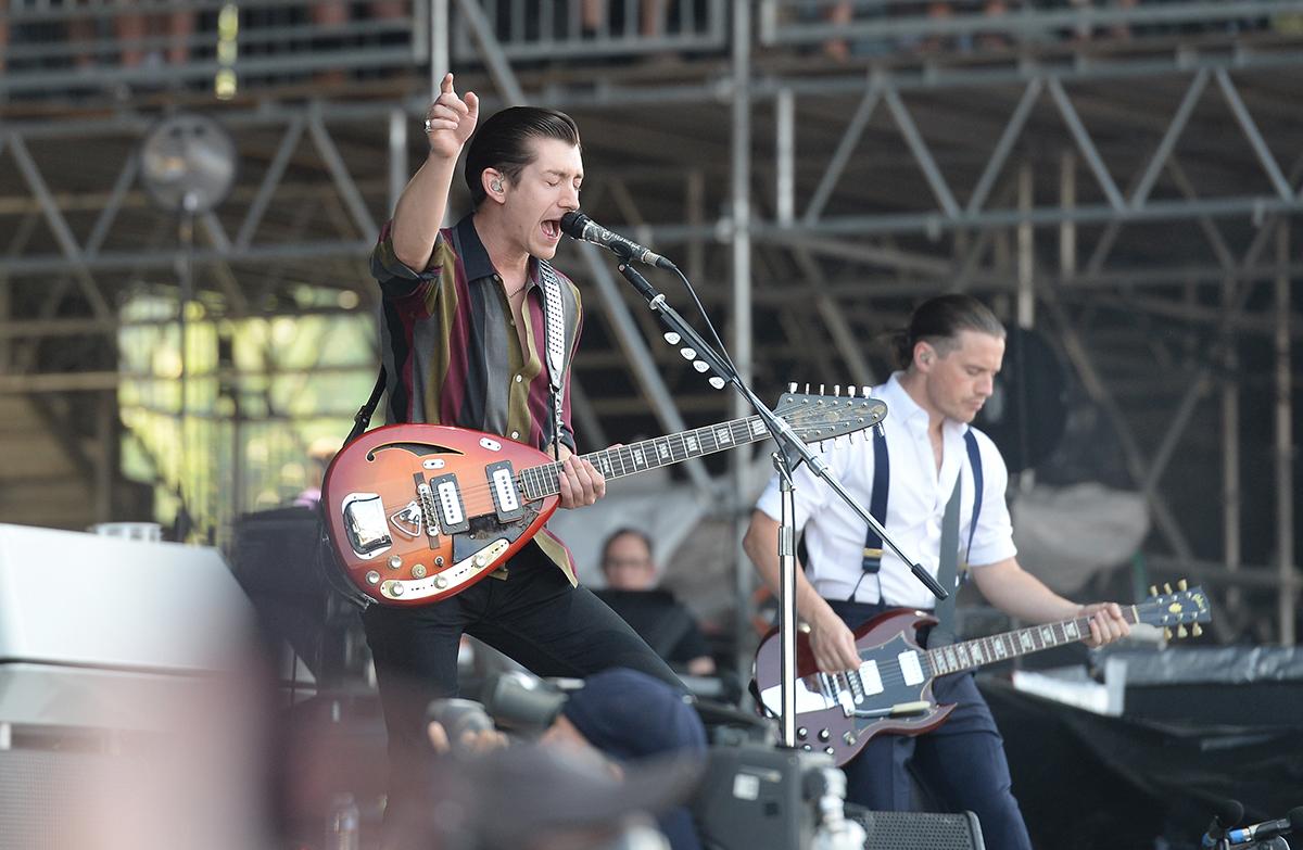 Arctic Monkeys rompe récord en venta de vinilos
