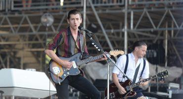 Los Arctic Monkeys tocaron al fin sus nuevas canciones en su primer show del 2018 ❤️