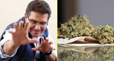 SCJN discute amparo sobre uso lúdico de la marihuana para Ríos Piter