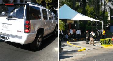 Atentado contra exfiscal de Jalisco termina en tiroteo entre comando y policía estatal