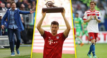 Lo que rifó y lo que no rifó esta temporada en la Bundesliga