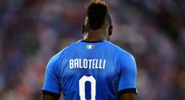 ¡Regresó Super Mario! Balotelli marca golazo con Italia contra Arabia Saudita 🇸🇦