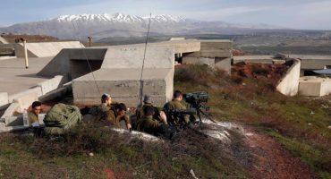Israel es atacado por fuerzas iraníes, desde Siria lanzaron más de 20 cohetes: ejército israelí