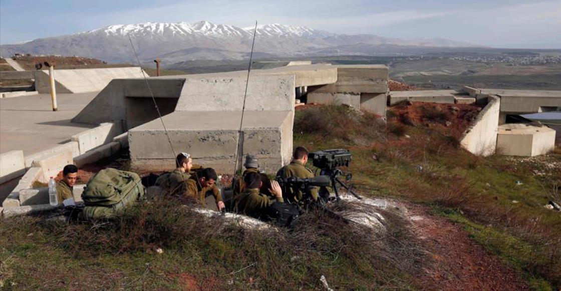 Base militar Israel