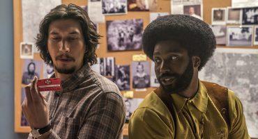 Real shit! Primer tráiler del thriller sobre racismo 'BlaKkKlansman' de Spike Lee