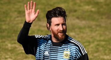 Se llamaban: Boletos para ver a Messi 'vuelan' en Jerusalén