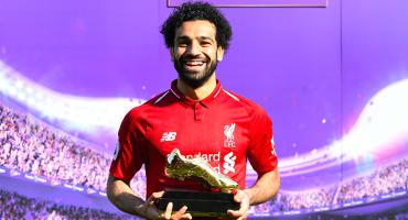 Botines del récord de Salah serán exhibidos en el Museo Británico