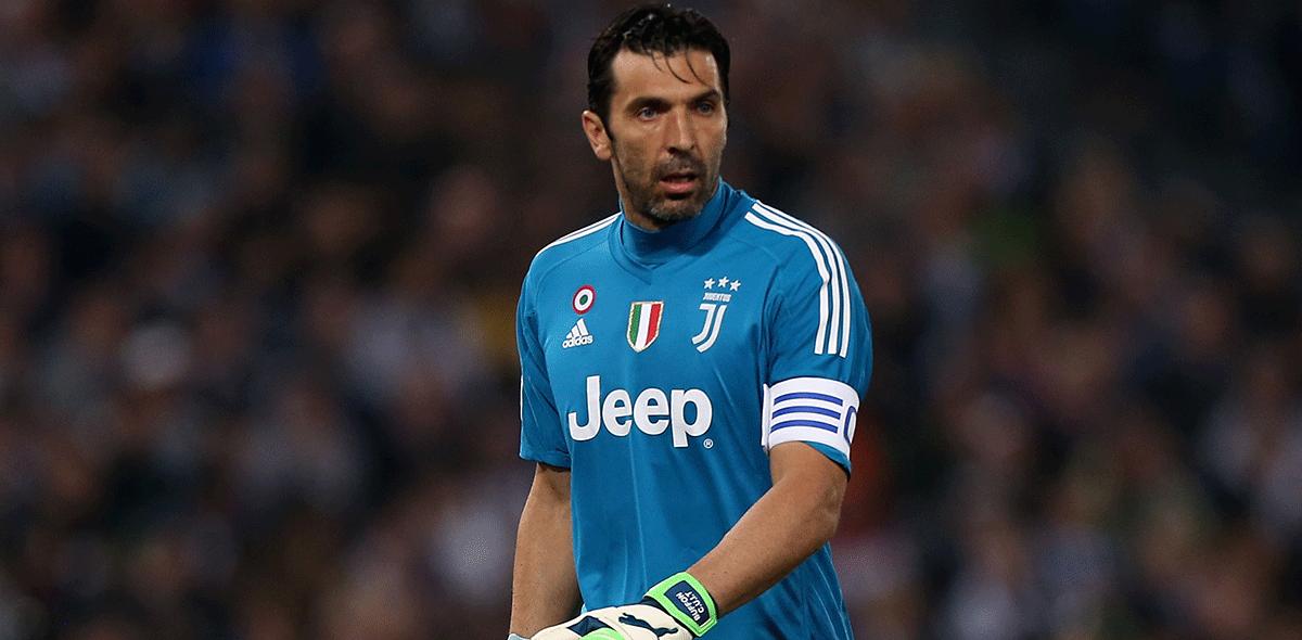 Gianluigi Buffon se va de la Juventus