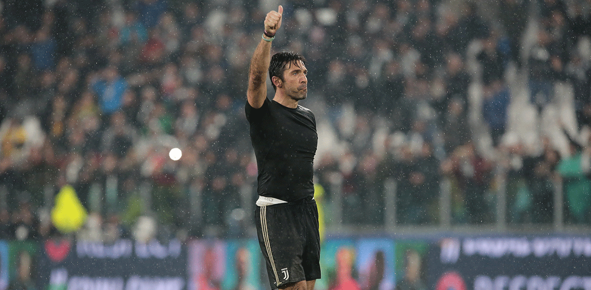 Buffon se va de la Juventus