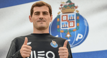 ¿No que iba para la MLS? Casillas renovó un año más con el Porto